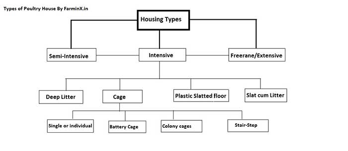 Poultry Housing Types