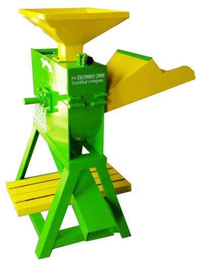 JB 100 chaff cutter machine for dairy farming, goat farming.